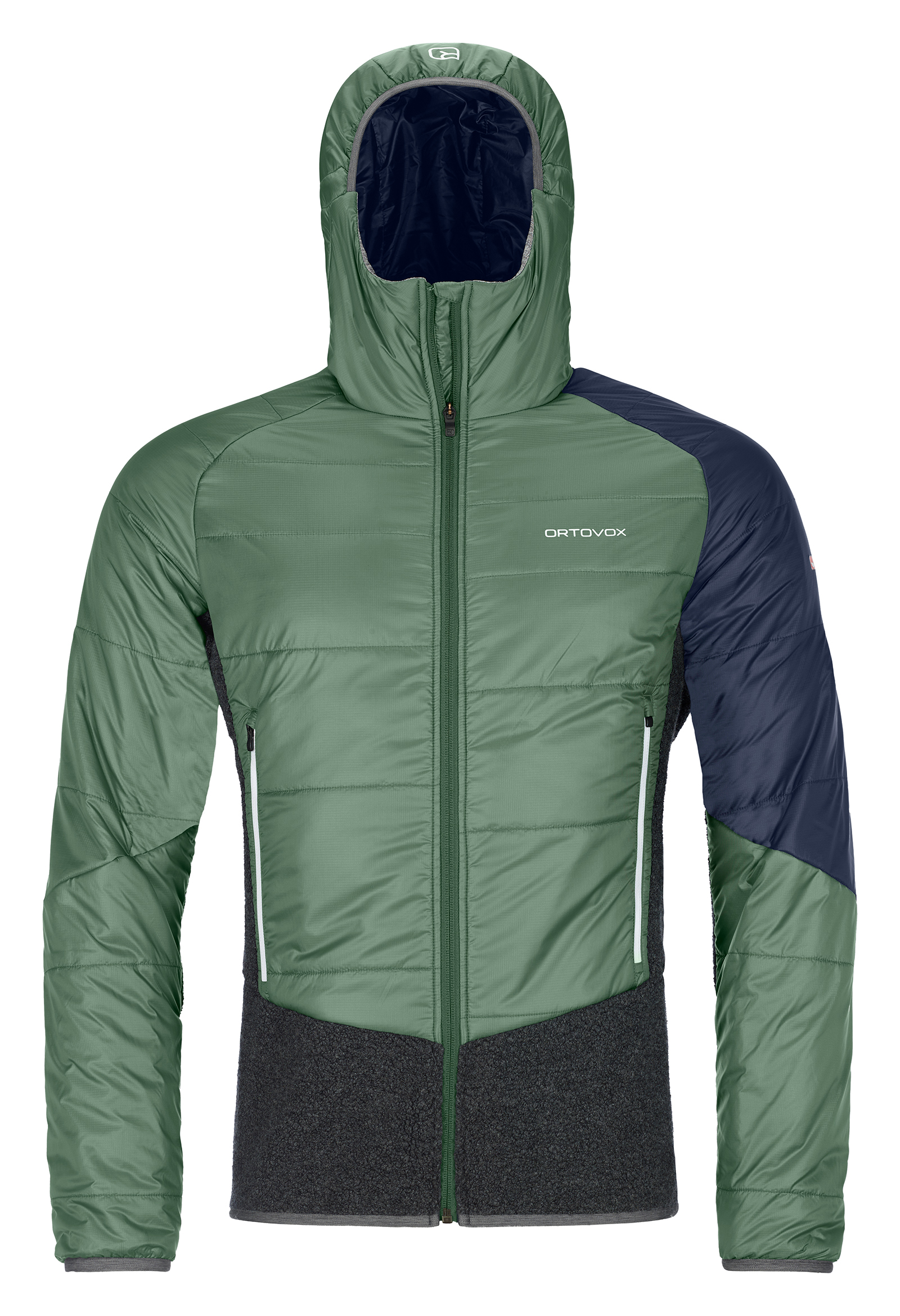 "Ortovox ""Swisswool Piz Zupo Jacket M"" - green forest"