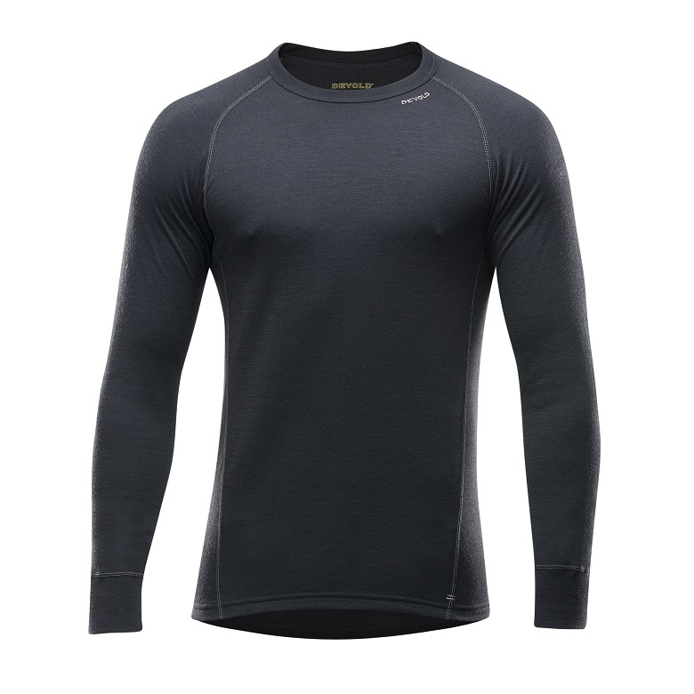 "Devold ""Duo Active Man Shirt"" - black"