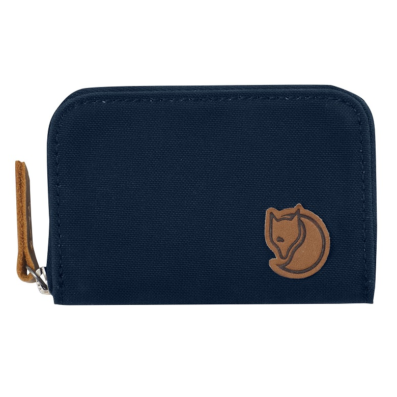 "Fjällraven ""Zip Card Holder"" - navy"