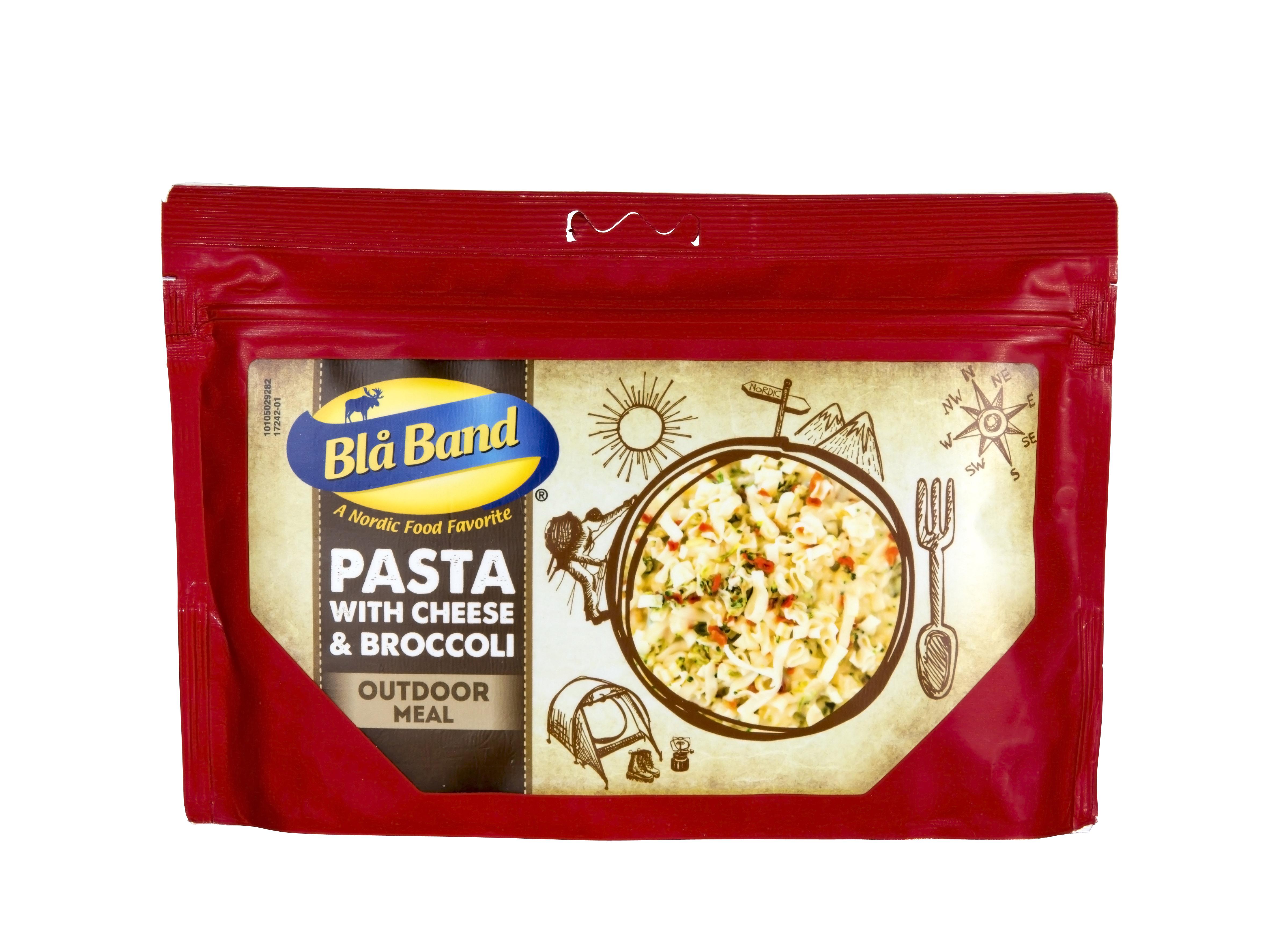 """Bla Band Hauptgericht """"Pasta mit Käse & Brokkoli"""""""