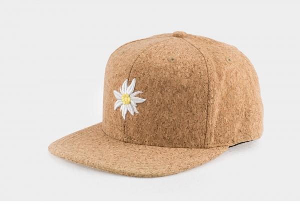 """Bavarian Caps """"Edelweiß"""" - kork"""