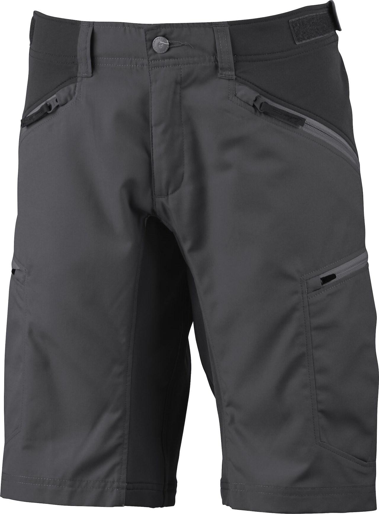 "Lundhags ""Makke Ws Shorts""- charcoal"