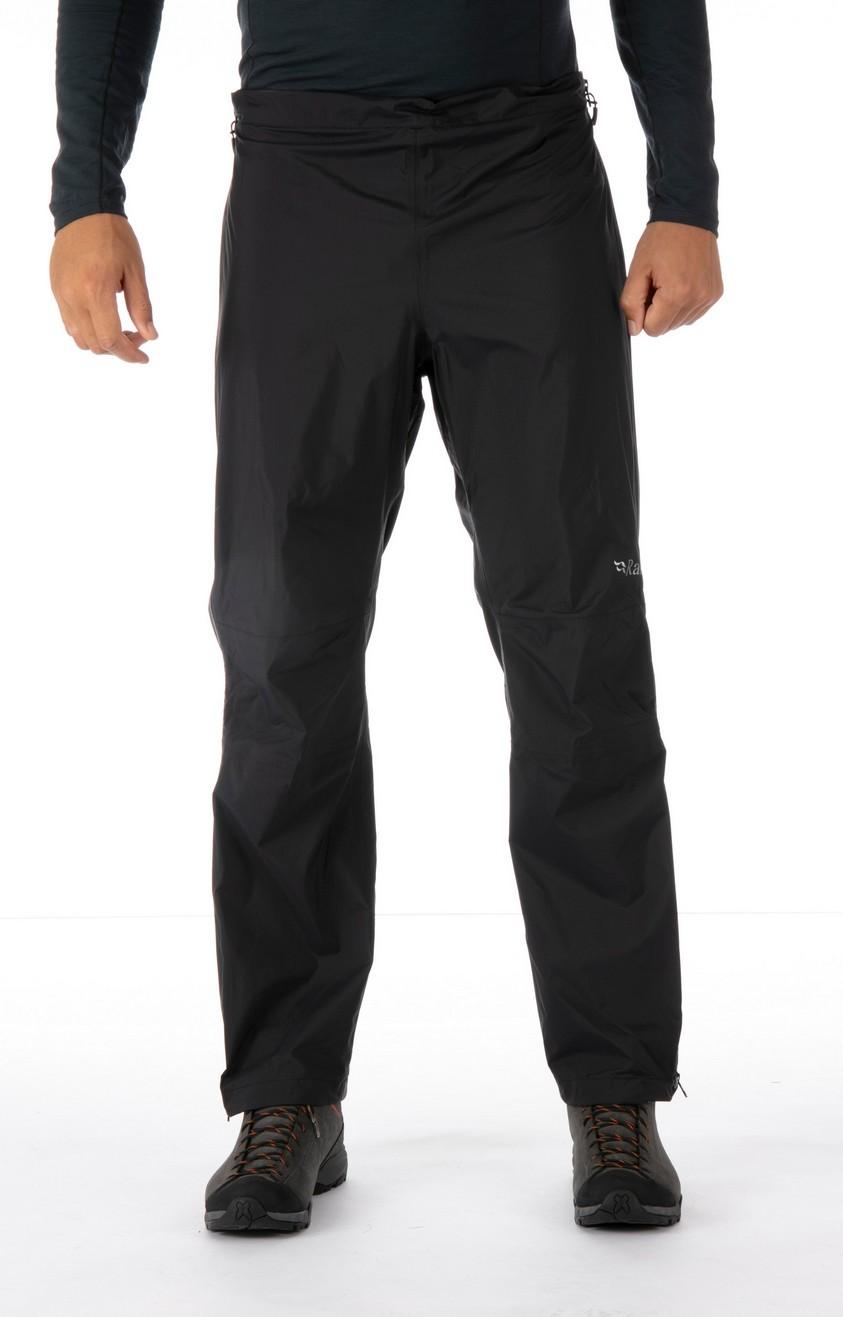 """Rab """"Downpour Plus Pants"""" - black"""
