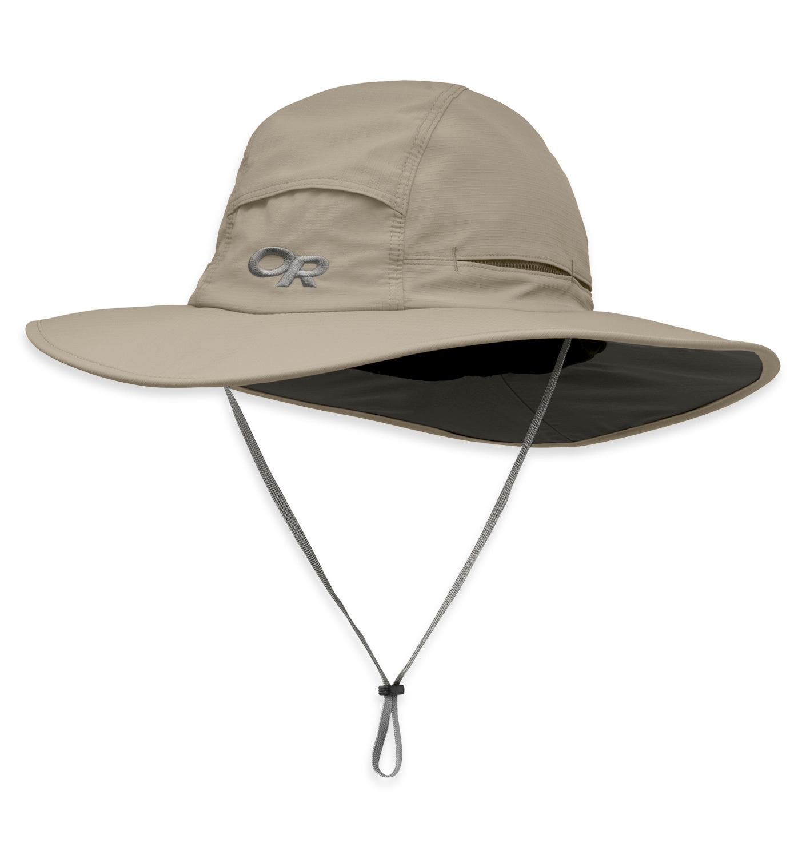 "Outdoor Research ""Sombriolet Sun Hat"" - khaki"