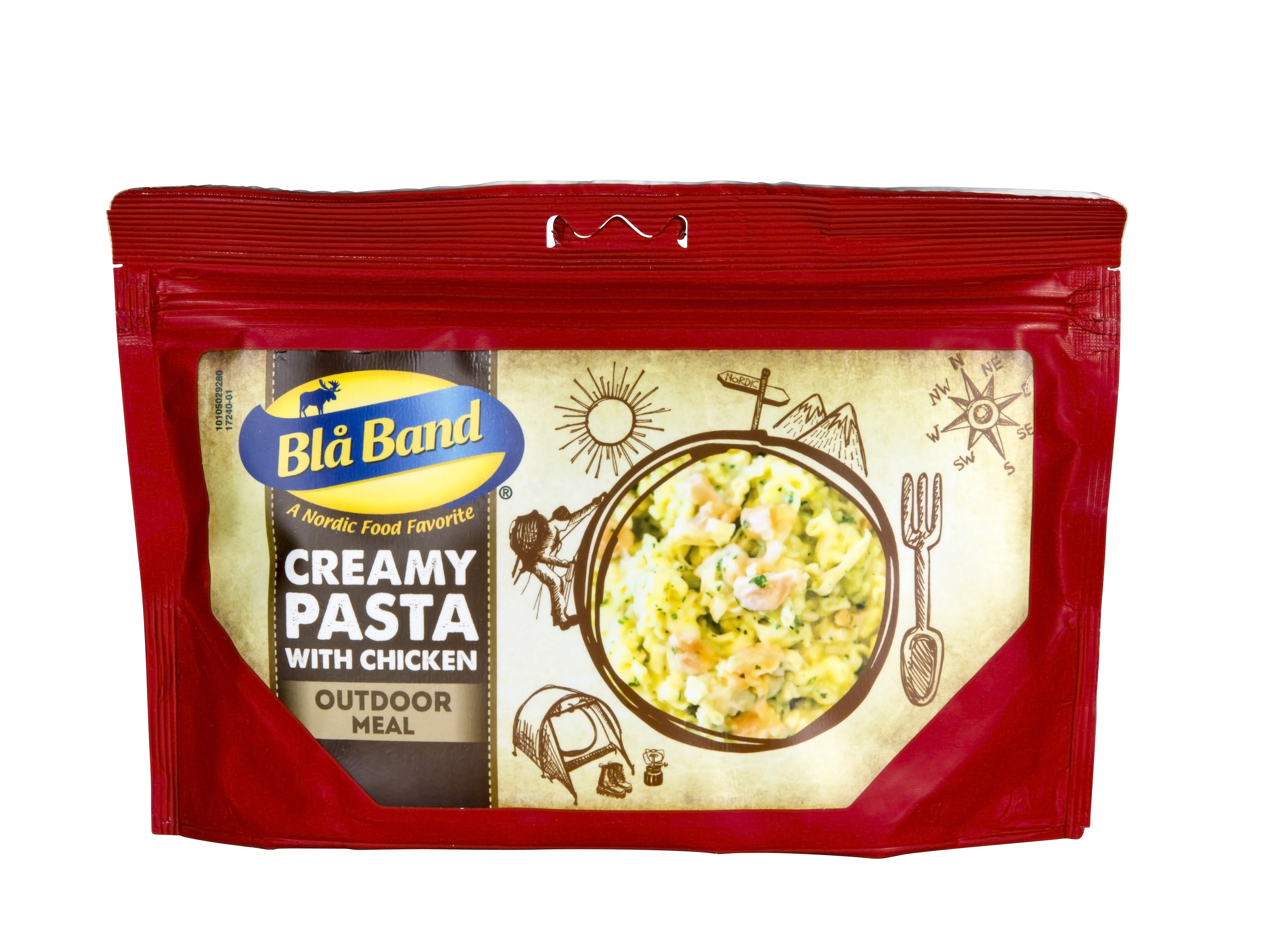 "Bla Band Hauptgericht ""Pasta mit Hühnchen"""