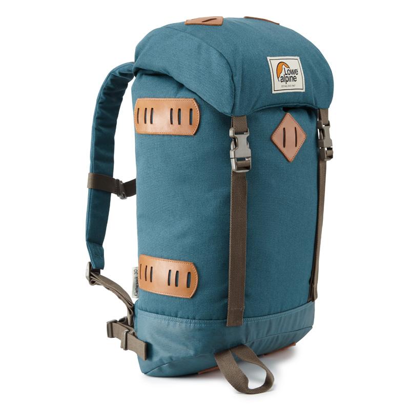 """Lowe Alpine """"Klettersack 30"""" - mallard blue"""