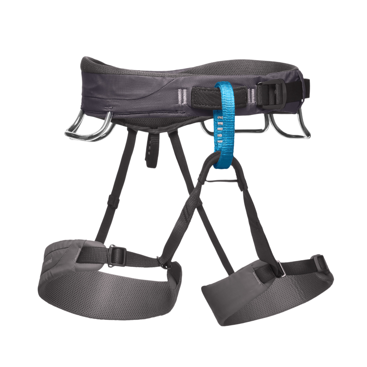 "Black Diamond ""Momentum Harness M´s"" - Slate"