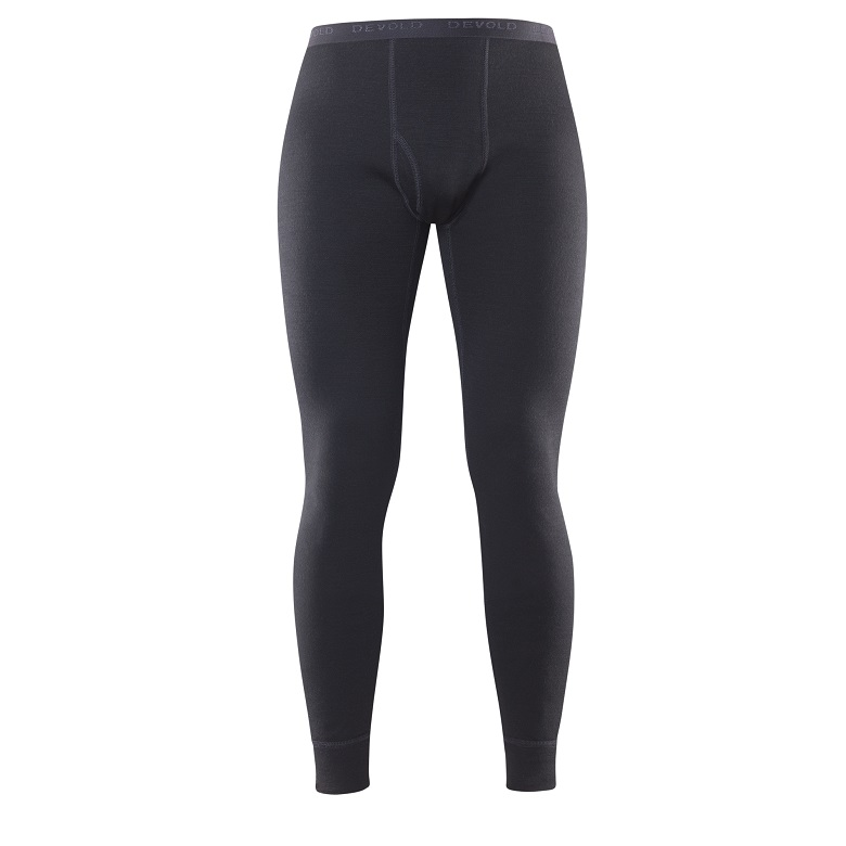 "Devold ""Hiking Man 3/4 Long Johns"" - black"
