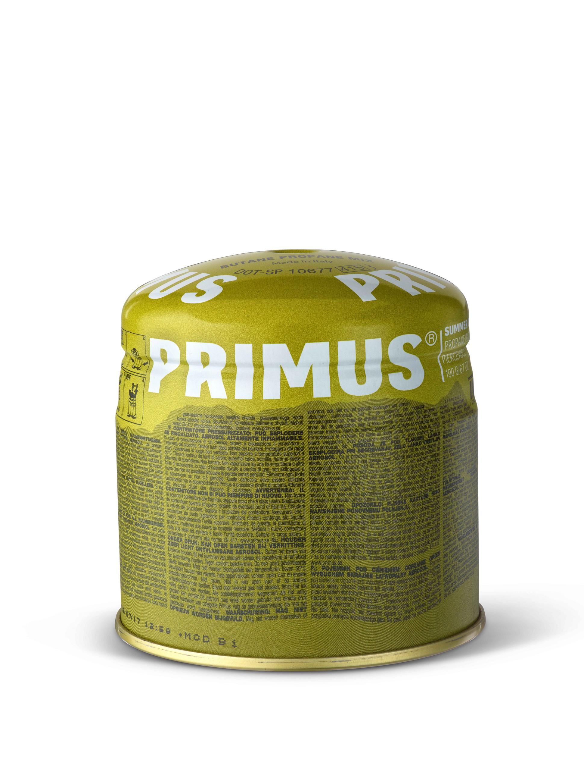 "Primus ""Summer Gas Pierciable"""