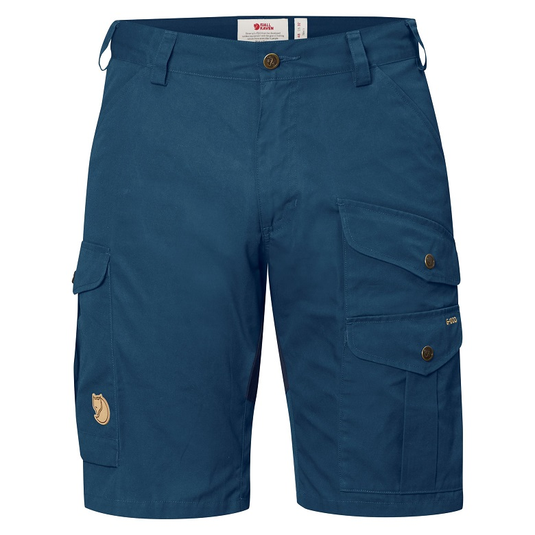 "Fjällräven ""Barents Pro Shorts M"" - uncle blue"