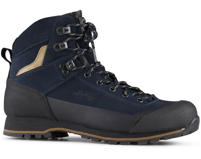 """Lundhags """"Bjerg Mid"""" - deep blue"""
