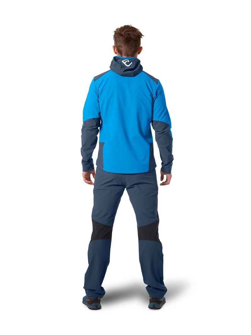"""Ortovox """"Pala Jacket M"""" - blue lake"""