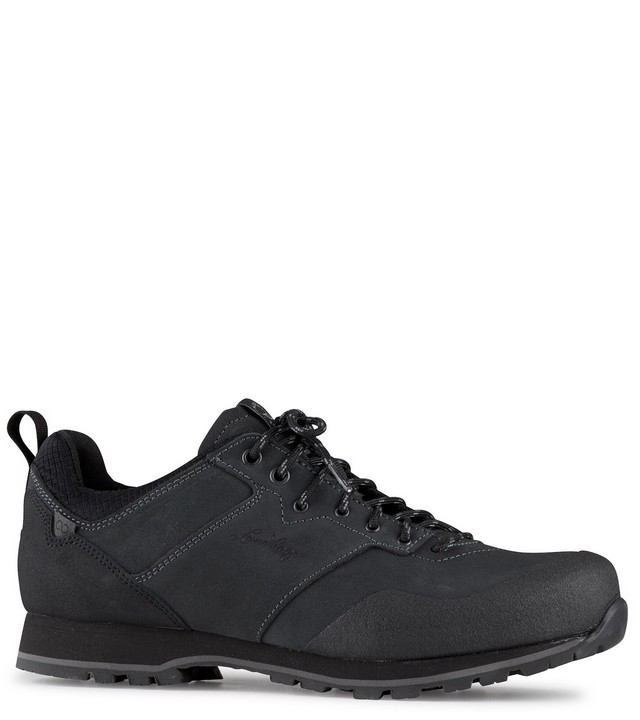 """Lundhags """"Strei Low"""" - charcoal"""