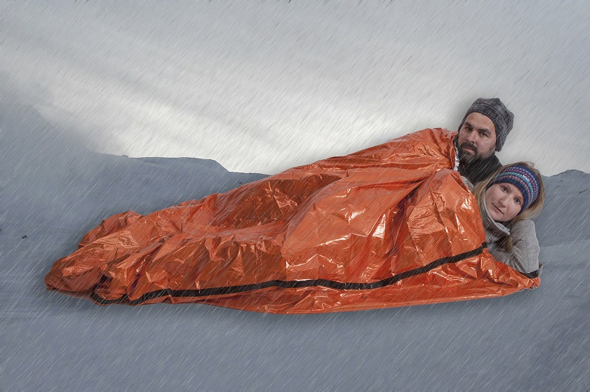 """Basic Nature """"Ultralite Bivy"""" - double"""