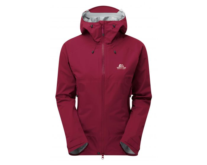 "Mountain Equipment ""Odyssey Wmns Jacket"" - cranberry"
