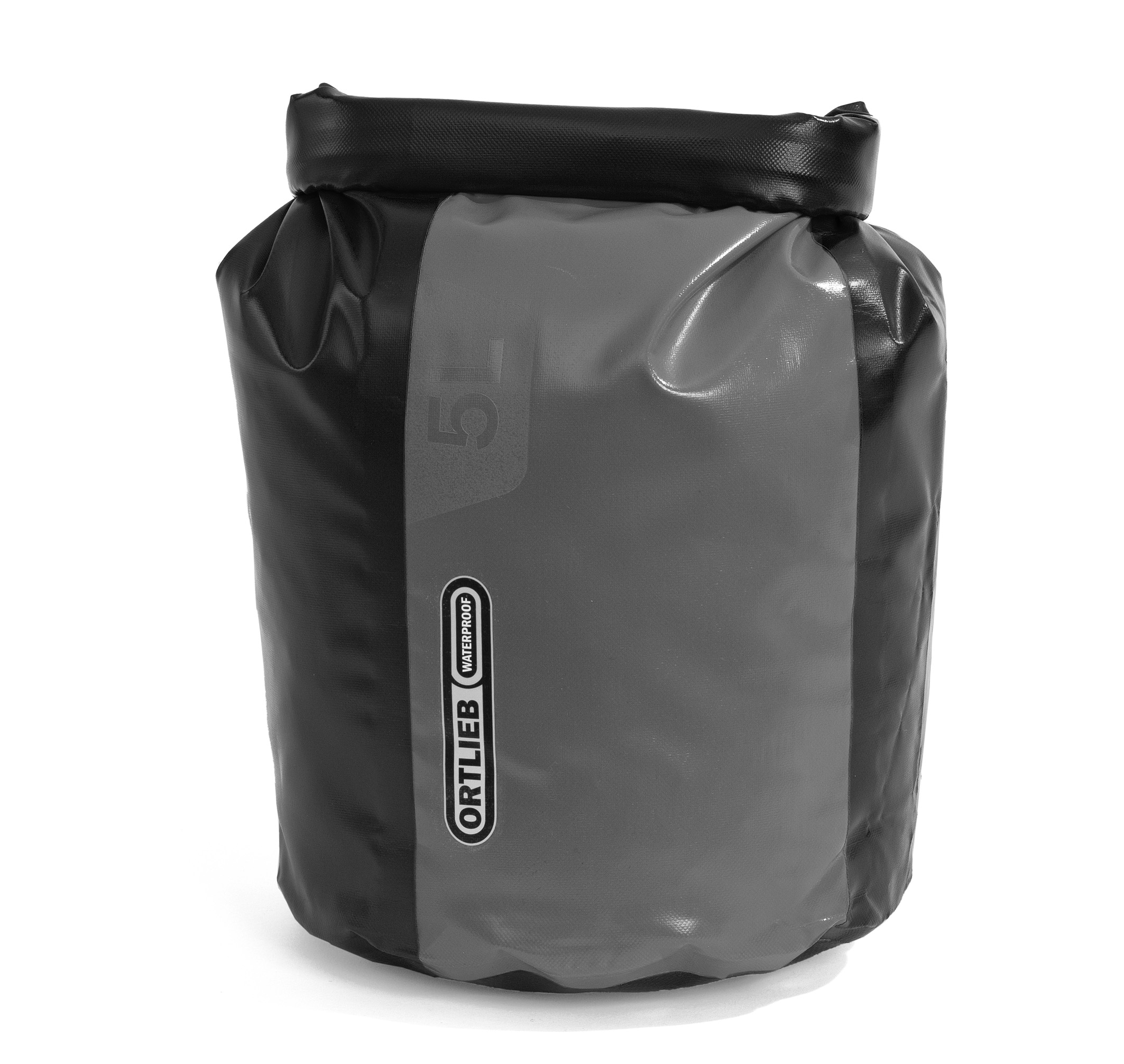 "Ortlieb ""Dry-Bag PD350"" - Black/ Grey"