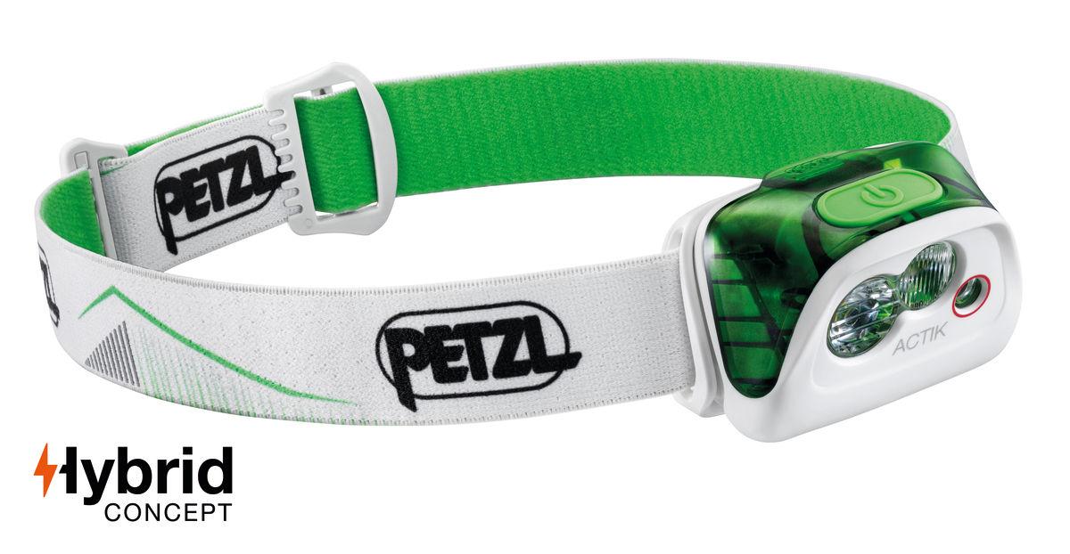 """Petzl """"Actik"""" - Grün"""