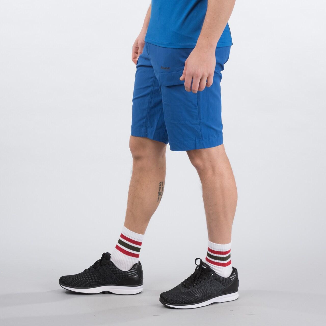 """Bergans """"Utne Shorts"""" - blue"""