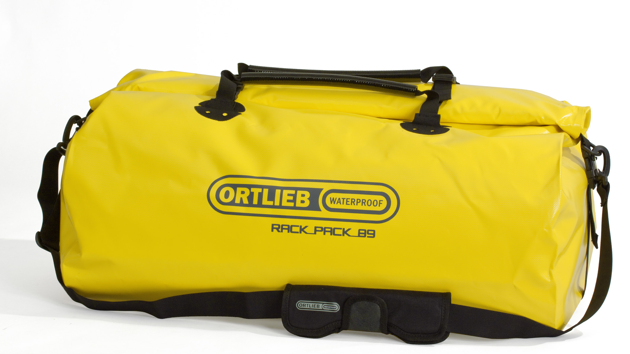 "Ortlieb ""Rack-Pack"" - Yellow"
