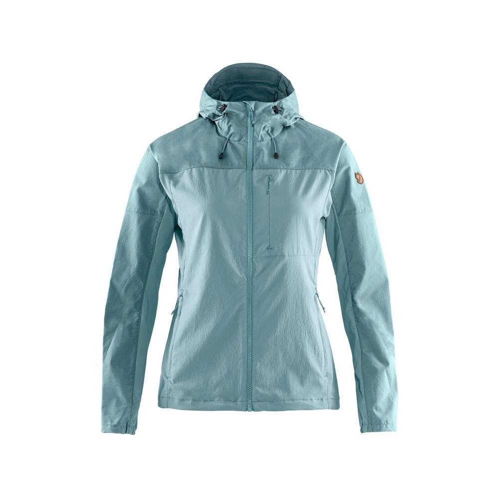 """Fjällräven """"Abisko Midsummer Jacket W"""" - mineral blue"""