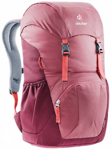 "Deuter ""Junior"" - cardinal maron"