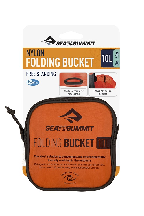"Sea to Summit ""Folding Bucket"" - 10 Liter"