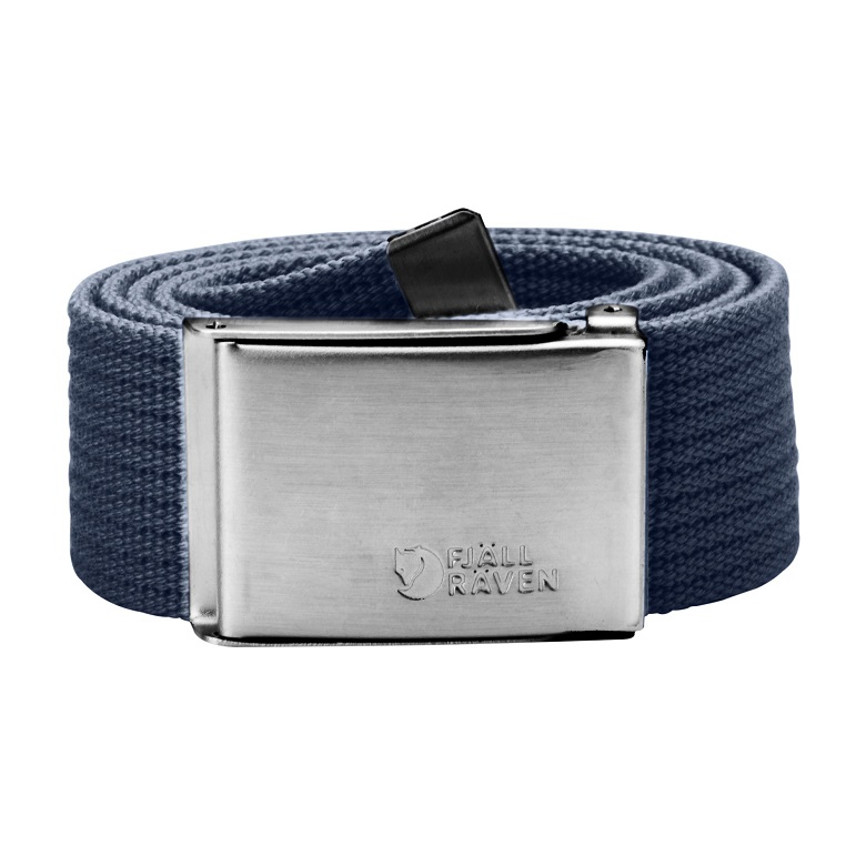 "Fjaellraven ""Canvas Belt"" - dark navy"