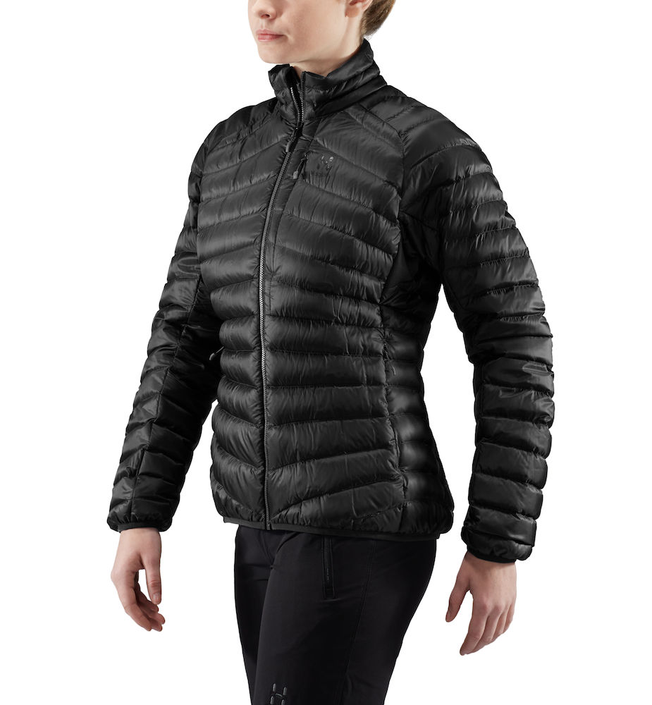 "Haglöfs ""Essens Down Jacket Women"" - black"