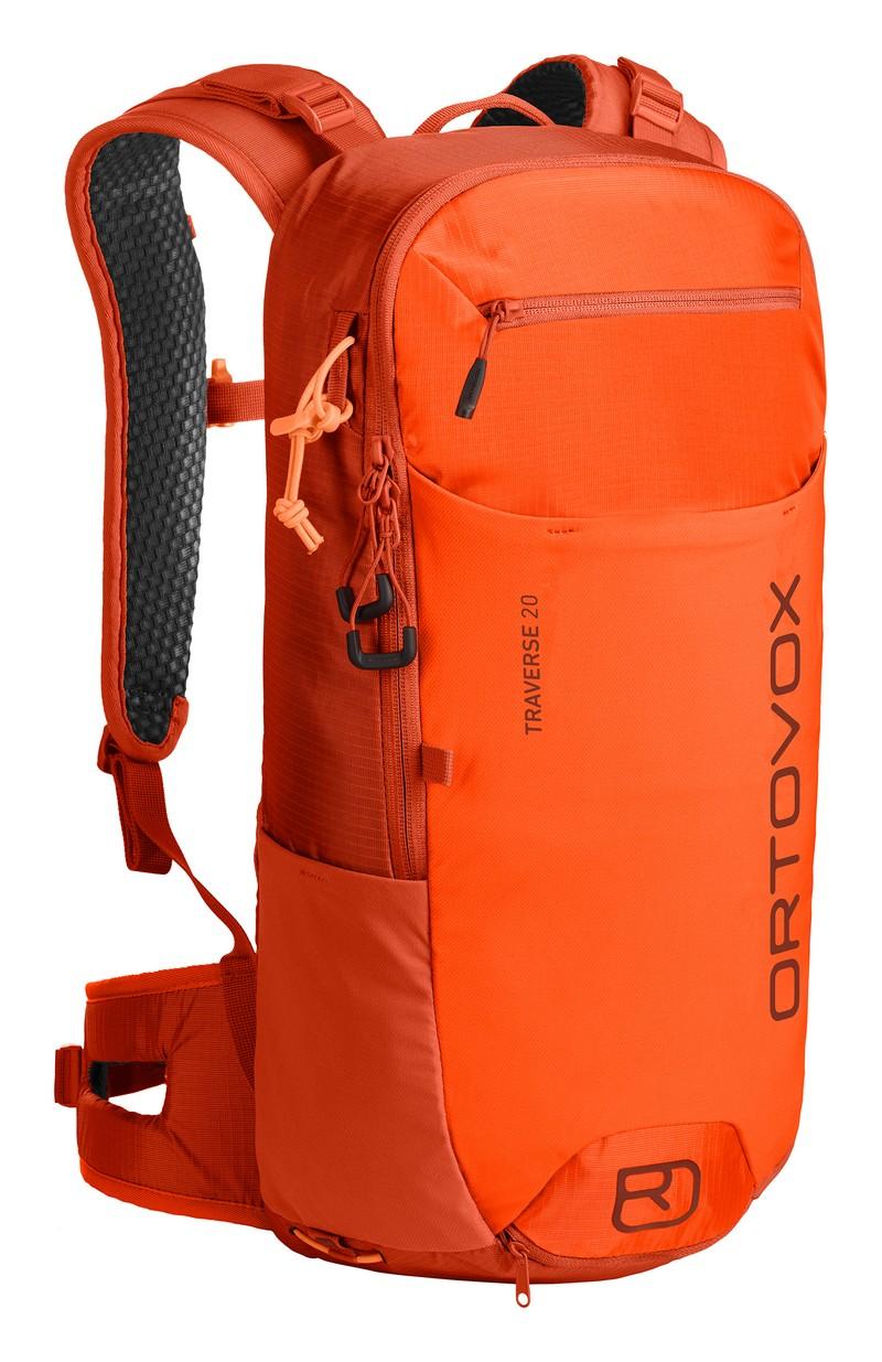 "Ortovox ""Traverse 20"" - desert orange"