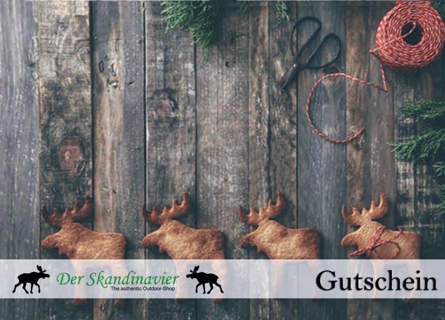 """Geschenk - Gutschein """"Motiv Weihnachten"""""""