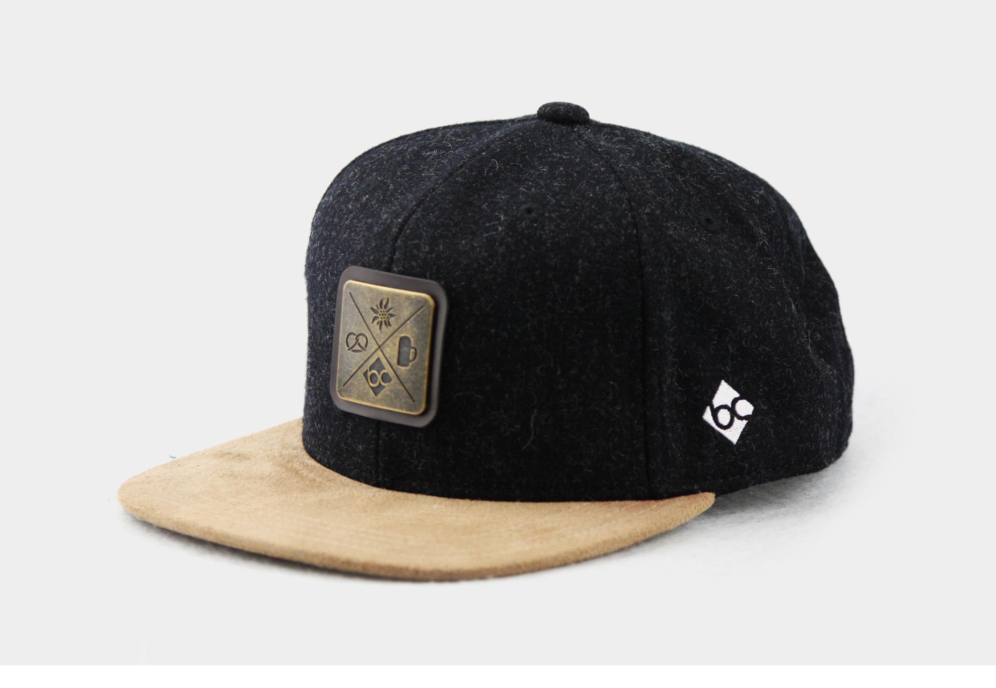 "Bavarian Cap ""Kreizweis"""