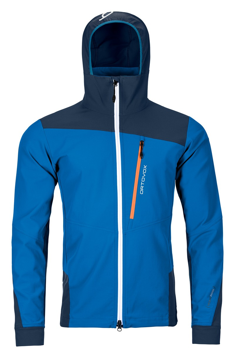 "Ortovox ""Pala Jacket M"" - blue lake"