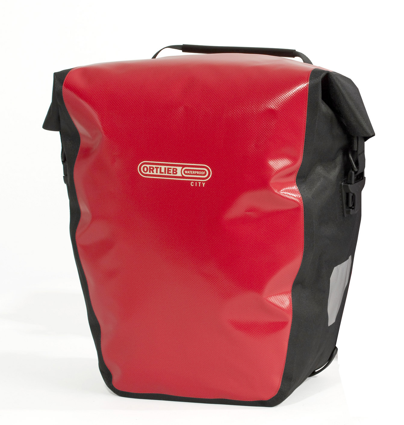 "Ortlieb ""Back Roller City"" - red"