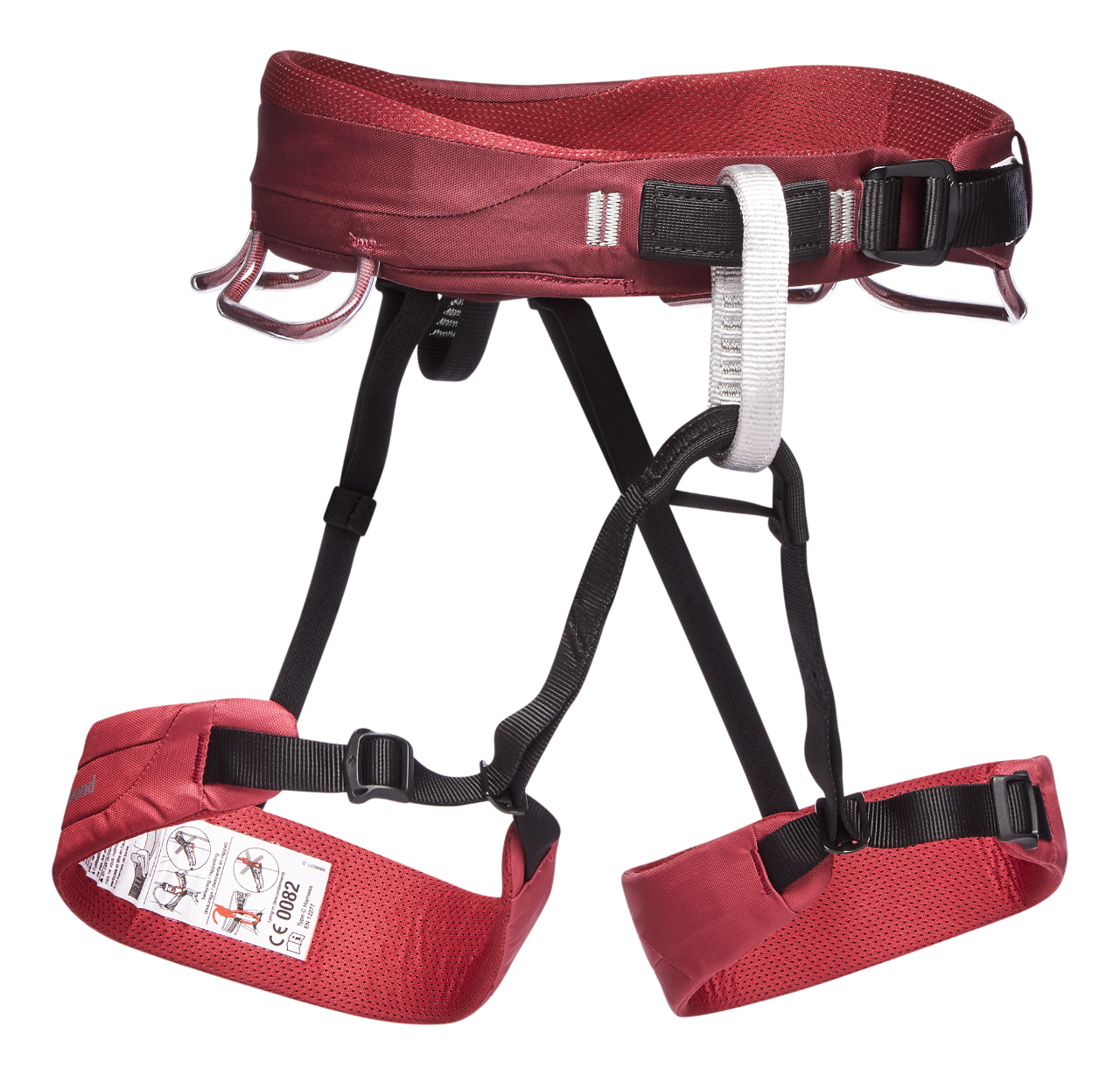 "Black Diamond ""Momentum Harness W´s"" - Rose"