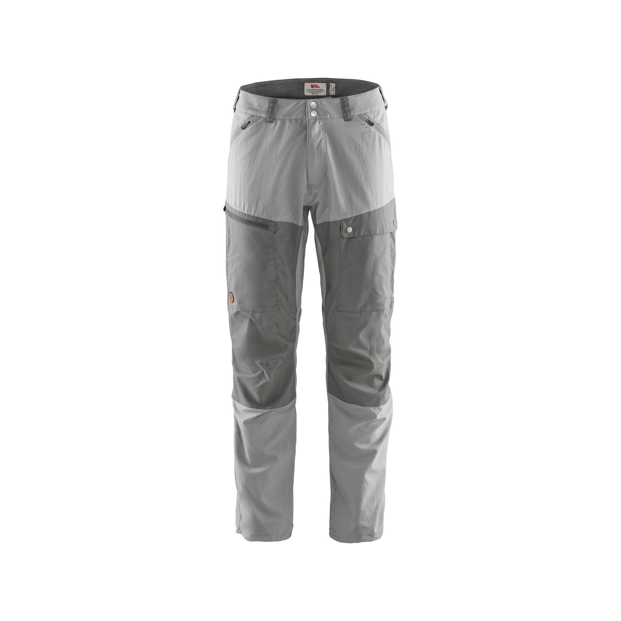 """Fjällräven """"Abisko Midsummer Trs M"""" - super grey"""