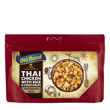 """Bla Band Hauptgericht """"Thai Chicken mit Reis"""""""
