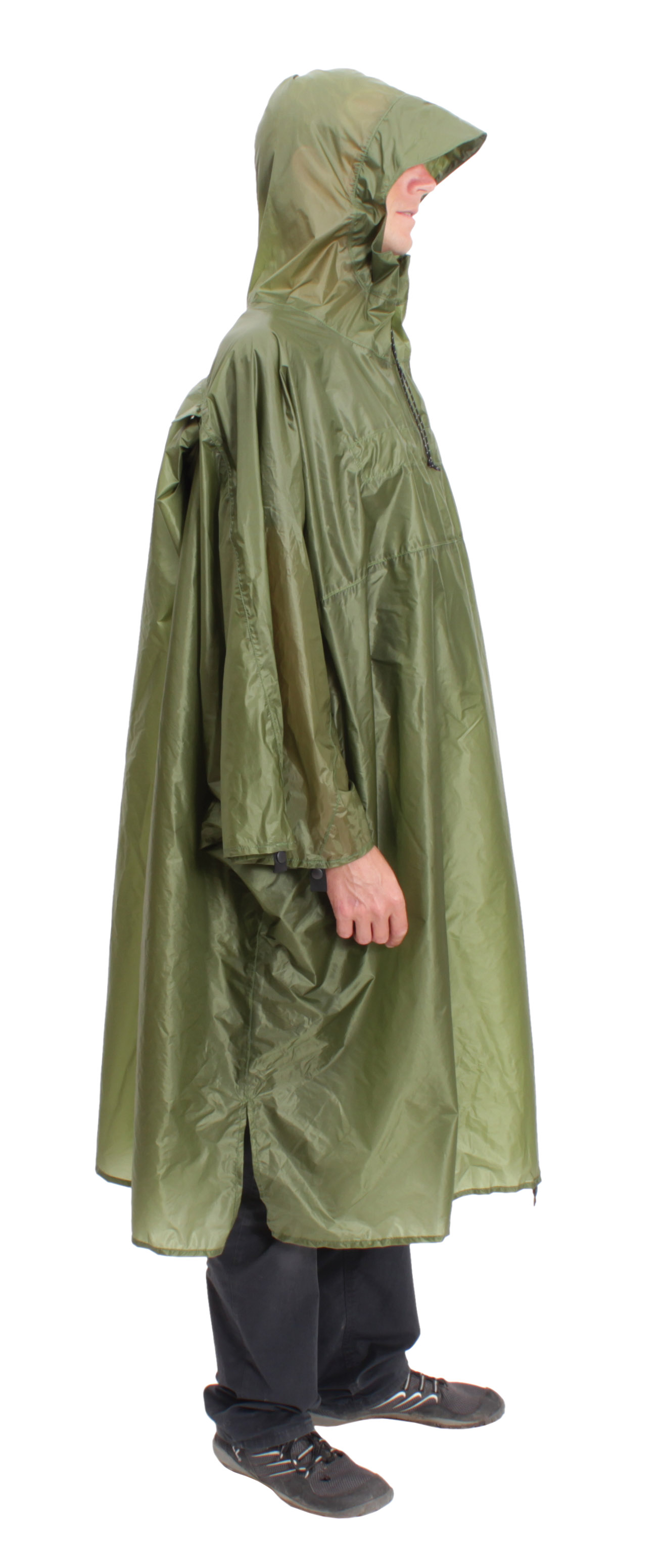 "Exped ""Pack Poncho UL"" - green"