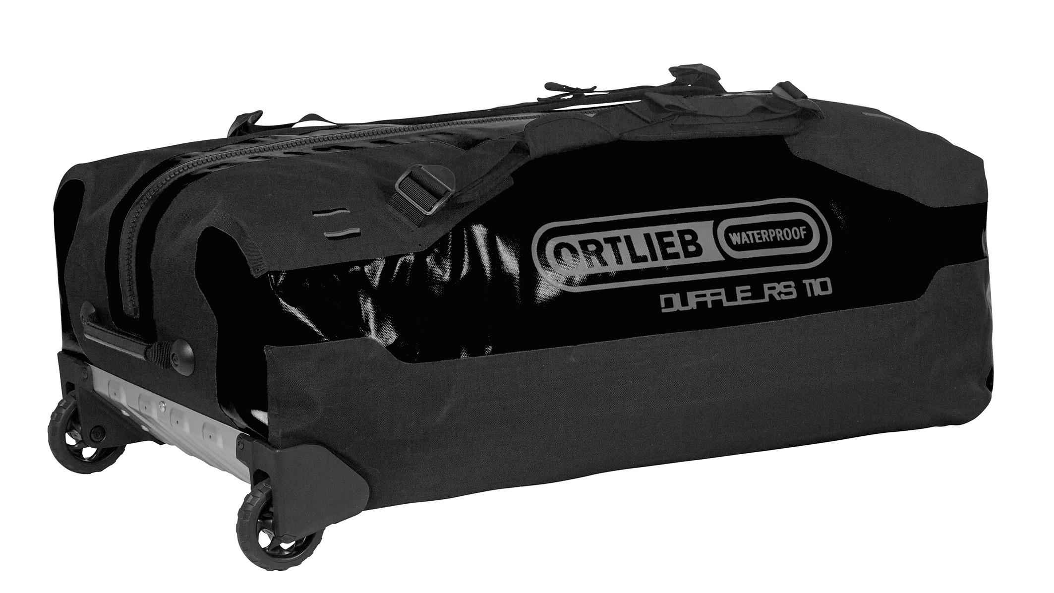"""Ortlieb """"Duffle RS"""" - Black"""