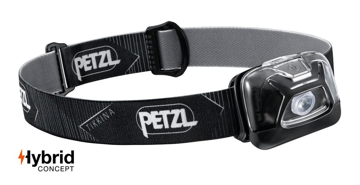 "Petzl ""Tikkina"" - Schwarz"