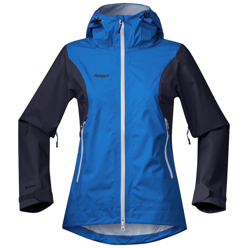 "Bergans ""Letto Lady Jacket"" - blue"