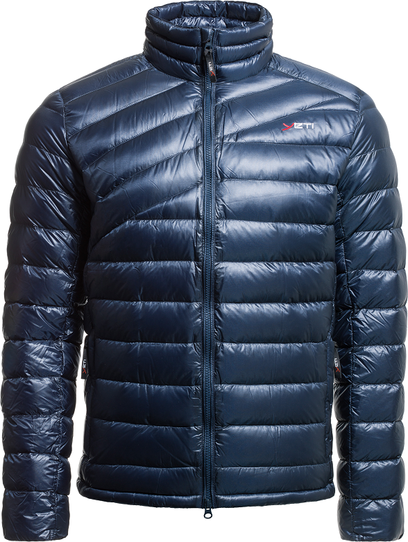 "Yeti Daunenjacket ""Purity Ms"""