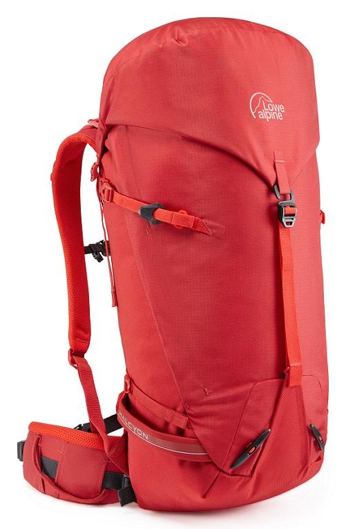 """Lowe Alpine """"Halcyon 35:40 S"""" - red"""