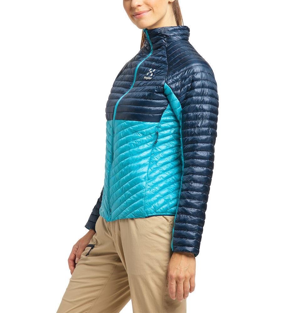 """Haglöfs """"L.I.M Mimic Jacket Women"""" - tarn blue"""