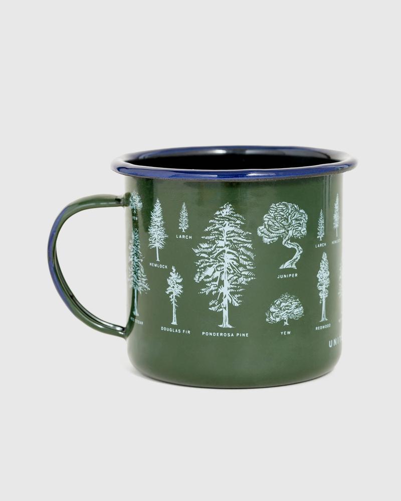 """United by Blue """"Evergreen 22oz Mug"""""""