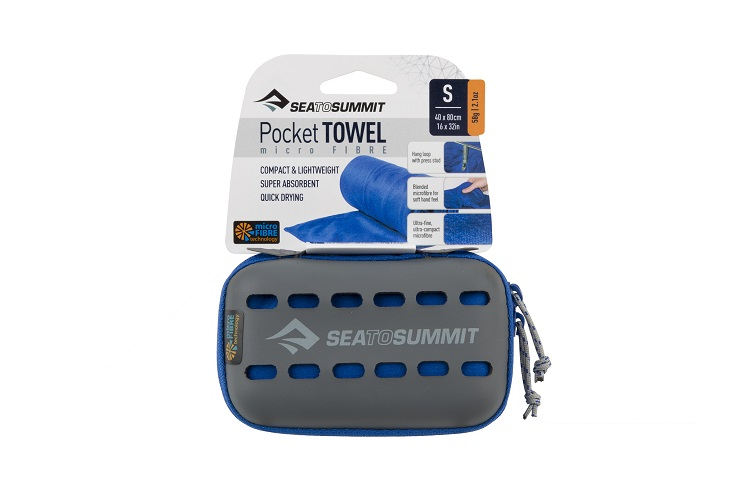 "Sea to Summit ""Pocket Towel"" - cobalt"