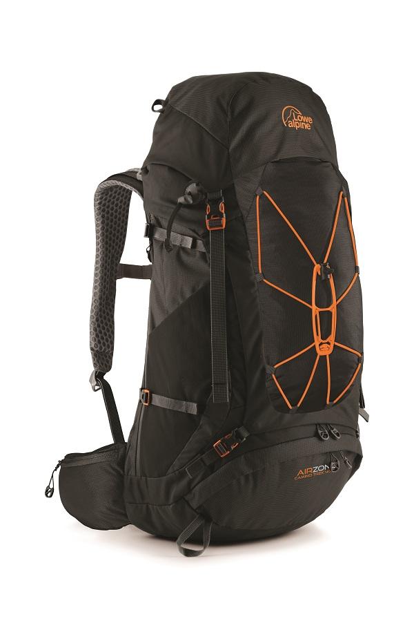 "Lowe Alpine ""Airzone Camino Trek 40:50""- black"