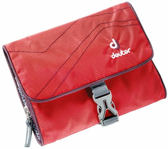 "Deuter ""Wash Bag I"" - fire"