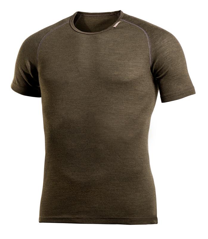 """Woolpower """"Lite T-Shirt"""" - pine green"""