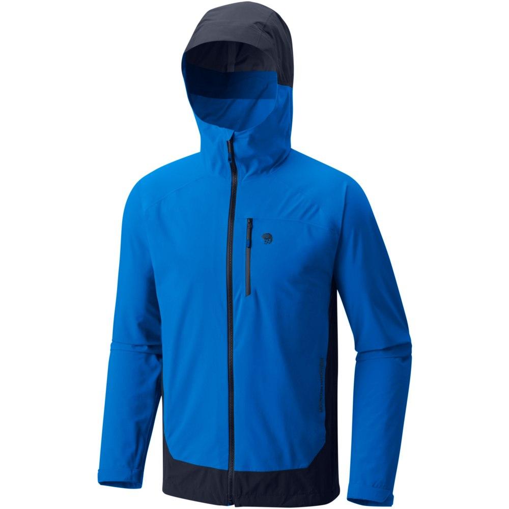 """Mountain Hardwear """"Stretch Ozonic Jacket"""" - blue"""