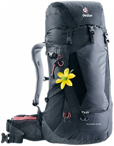 "Deuter ""Futura 24 SL"" - black"